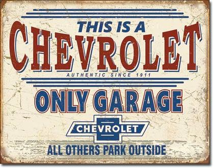 Chevy Only Garage  16