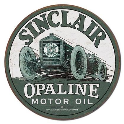 Sinclair - Race Car  11.75