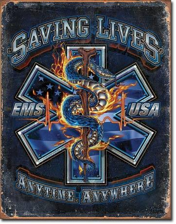 EMS - Saving Lives  12.5