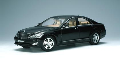 Mercedes-Benz S500 SWB 2004