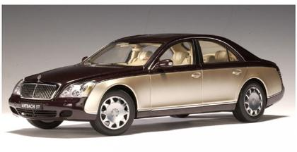 Maybach 57 SWB