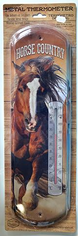 THERMOMETER -  Horse Country 5'X17'