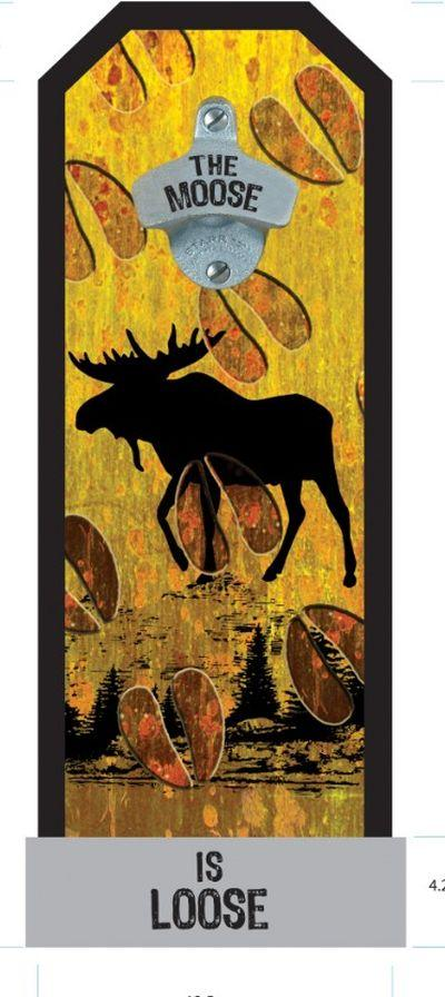 Wall Mount Opener - Moose