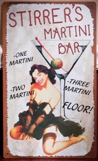 STRREE'S MARTINI BAR
