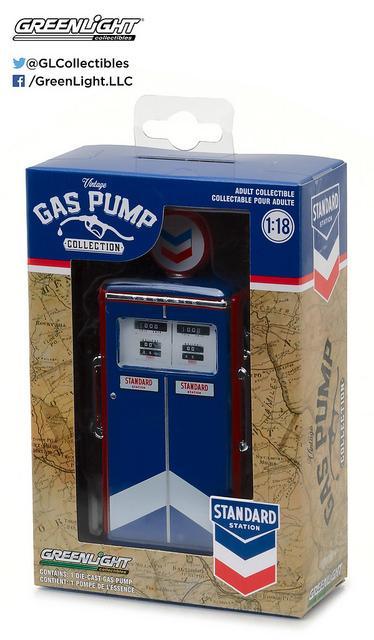 1954 Tokheim 350 Twin Gas Pump Standard Oil