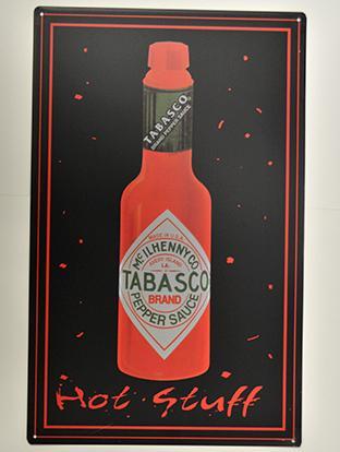TABASCO HOT STOFF   #E12811