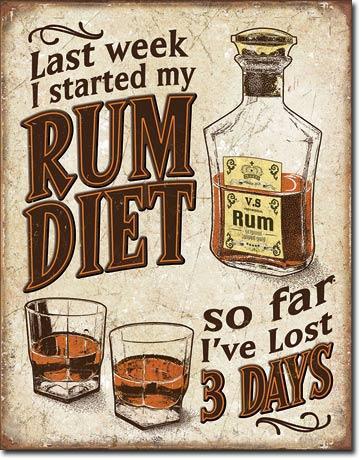 Rum Diet  #E2217