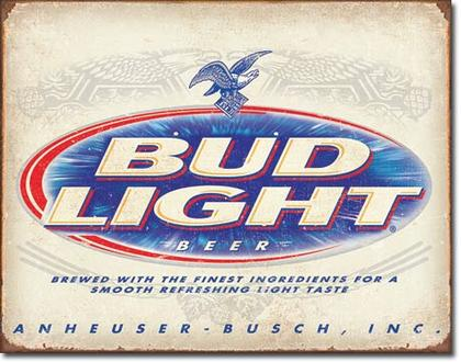 BUD Light Retro  #E2184