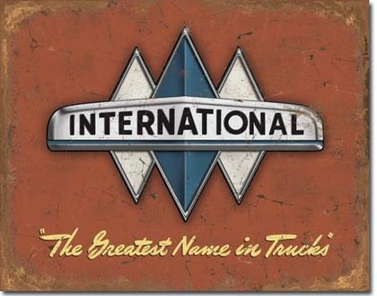 International Truck Logo   #E1676