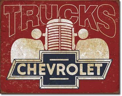 Chevy Trucks 40s  #E2197