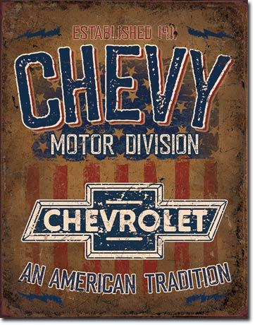 Chevy - American Tradition  #E2204