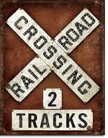 Railroad Crossing  12.5