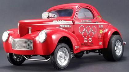 1941 Willys Gasser