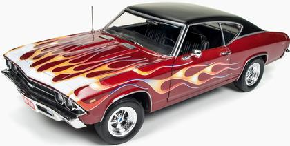 Chevrolet Chevelle SS 396 1969 Hot Rod