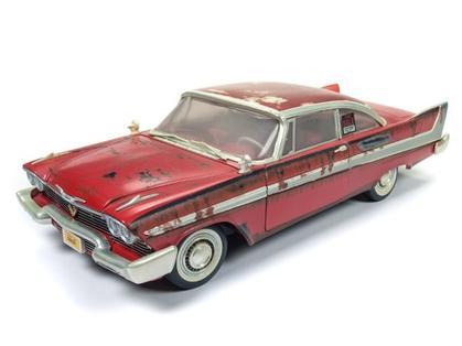 Plymouth Fury 1958 Christine (DIRTY VERSION)