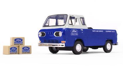 Ford Econoline Pickup 1963