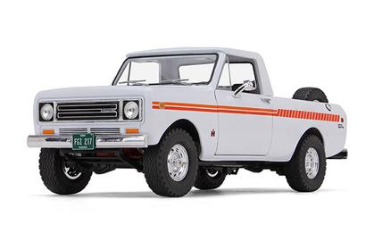 International Scout Terra 1979 Pickup (1:25)
