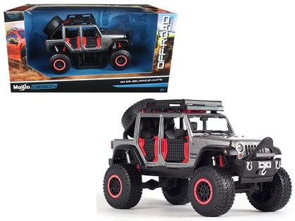 Jeep Wrangler Unlimited 2015 Off Road Kings