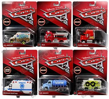 1/64 DISNEY PIXAR CARS 3 DELUXE OVERSIZED