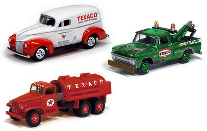 Texaco Service 1/64 Set