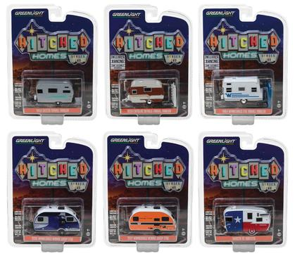 1/64 Hitched Homes Series 2 Set