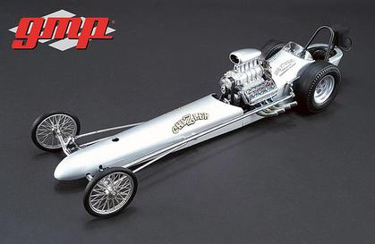 Chris Karamesines The Chizler V Vintage Dragster