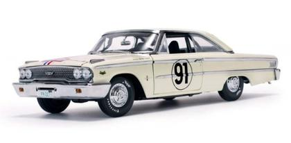 Ford Galaxie 500 XL 1963 #91 Greder/Foulgoc Tour de France 1963