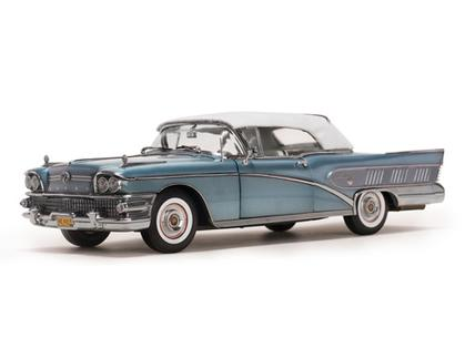Buick Limited 1958 Closed Convertible
