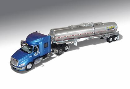Carry Transit International ProStar Mid-Roof w/ Chemical Tanker