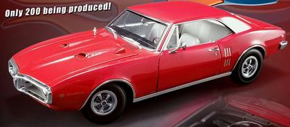 Pontiac Firebird 400 1967
