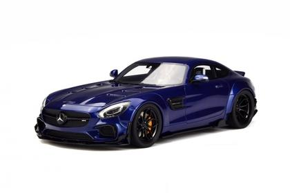 Mercedes Benz AMG GT MODIFIED BY PRIOR DESIGN