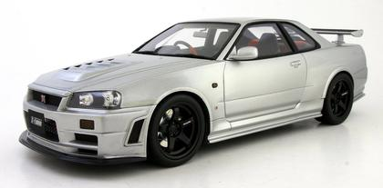 Nissan Skyline Nismo GT-R (R34) Race Spec