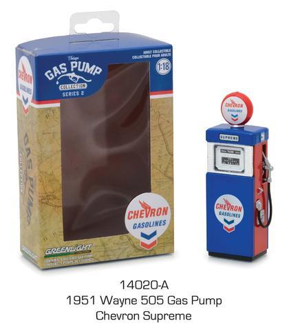 1951 Wayne 505 Gas Pump