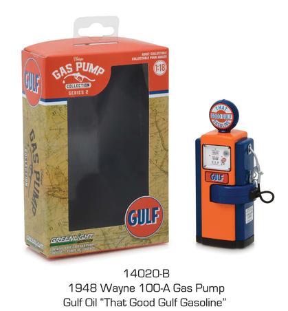 1948 Wayne 100-A Gas Pump