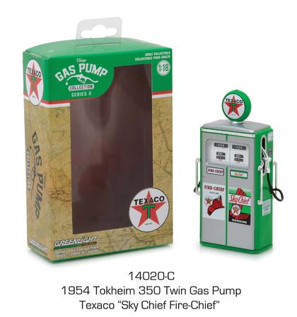 1954 Tokheim 350 Twin Gas Pump