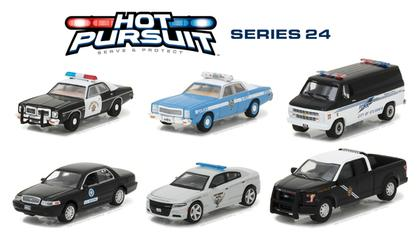 Hot Pursuit Series 24 Set