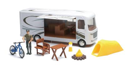 Xtreme Adventure RV Camping Set whit articulated figure