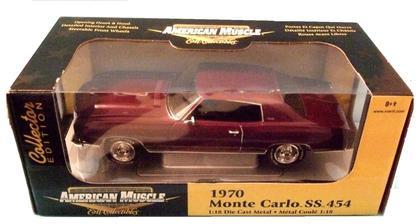 Chevrolet Monte Carlo SS 454 1970