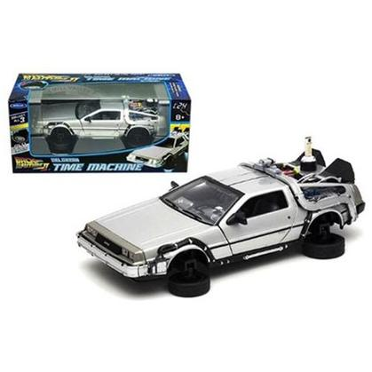 DeLorean Back to the Future II Time Machine Hover Mode