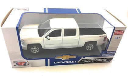 Chevrolet Silverado 1500 LT Z71 Crew Cab 2017