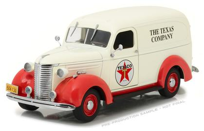 Chevrolet Panel Truck 1939 Texaco Running on Empty Series