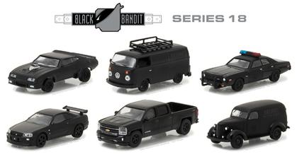 Black Bandit Series 18 Set