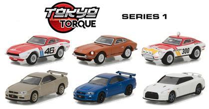 Tokyo Torque Series 1 Set