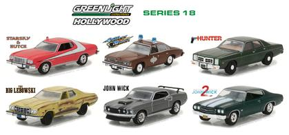 Hollywood Series 18 Set