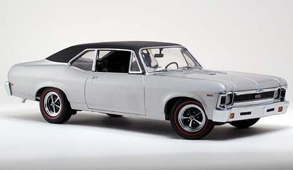 Chevrolet Nova 396 SS 1969