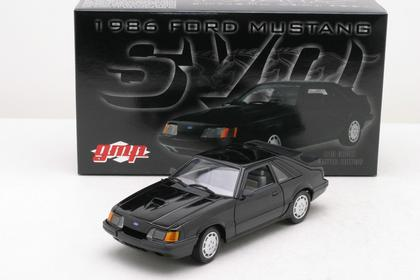 Ford Mustang SVO 1986