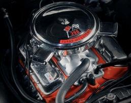 ENGINE as in Chevelle Z-16 (396 Lane tooling)