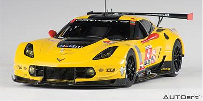 CHEVROLET CORVETTE C7.R LIME ROCK 2016