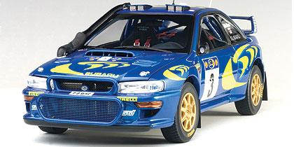 SUBARU IMPREZA WRC 1997 #3 COLIN MCRAE