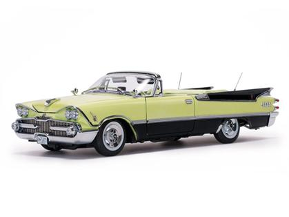 Dodge Custom Royal Lancer 1959 Open Convertible